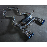 Agency Power Exhaust System BMW M3 Coupe E92 08-13