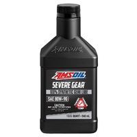SAE 80W-90 Synthetic Gear Lube QT