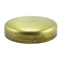 1 7/32 Brass Cup Welch Plug BC10732-10 BC10732-10