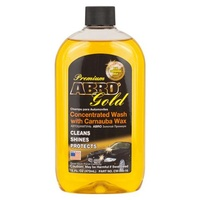 Premium Gold Car Wash 472 ml (16 fl oz.) ABRO CW-990-16