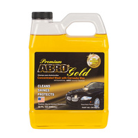 Premium Gold Car Wash 946 ml (32 fl oz.) ABRO CW-990-32