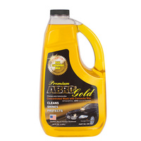 ABRO Premium Gold Car Wash 1.89 L (64 fl oz.) CW-990