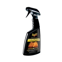 Meguiars Gold Class Leather & Vinyl Cleaner 473Ml G18516