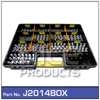 NICE PRODUCTS Alen Key Box Merchandiser J2014BOX J2014BOX
