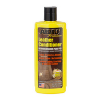 Premium Leather Conditioner 240 ml (8 fl oz.) ABRO LC-750