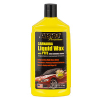 Premium Liquid Wax 473 Ml (16 Fl Oz.) ABRO LW-900