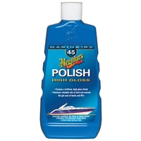 Boat Polish (45) Size 16 ozs/473 ml (M4516)