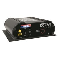 MATSON 20AMP DC CHARGER SOLAR INPUT MA20DCS