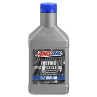 Synthetic Motorcycle Oil 10w40 Quart 0.946L