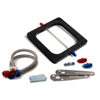 Big Shot Nitrous Injector Plate - Suit 4500 Series Carbs