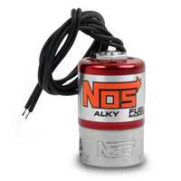 "Alky Fuel Solenoid 600 Horsepower. 1/4"" NPT Inlet, 1/4"" NPT Outlet"
