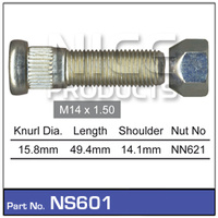NICE PRODUCTS Stud & Nut NS601 NS601