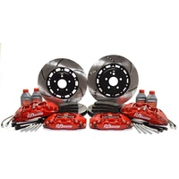 Racing Brake Caliper Brake Kit Porsche 996 & 997.1 Turbo 6P Front / 4P Rear