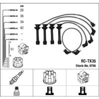 Ignition Leads (RC-TX35)