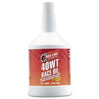 40WT Race Engine Oil 15W/40 - 1 Quart Bottle (946ml) (RED10404)