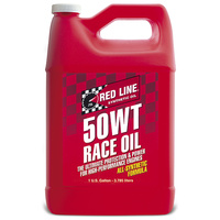 50WT Race Engine Oil 15W/50 - 1 Gallon Bottle (3.785 Litres) (RED10505)