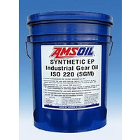 Synthetic EP Industrial Gear Lube ISO 220 5G Pail