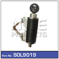 NICE PRODUCTS Motorcycle Disk Lock SOL6019 SOL6019