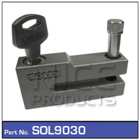 NICE PRODUCTS Motorcycle Disk Lock SOL9030 SOL9030