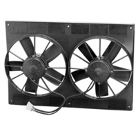 "11"" Dual Electric Thermo Fans (SPEF3580)"