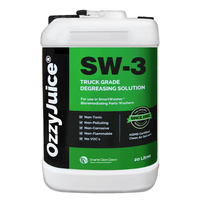CRC Smartwasher Solutions Ozzy Juice SW3 SW-3 20L Parts Washer