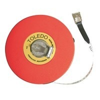 TOLEDO FIBREGLASS TAPE 30METRE TF30M