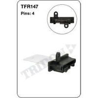 Heater Fan Resistor 04/1994 - On (TFR147)