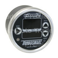 E-Boost 2 Controller - 60 PSI, 60mm, Black Face With Silver Bezel (TS-0301-1002)