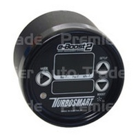 "E-Boost 2 Controller - 60 PSI, 2-5/8"", Black Face With Black Bezel (TS-0301-1011)"