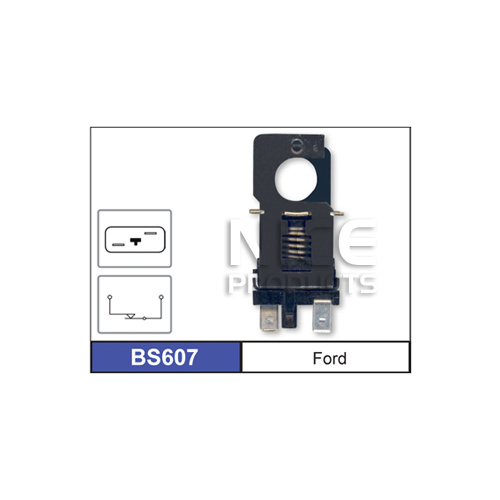 NICE PRODUCTS Brake Light Switch BS607 BS607