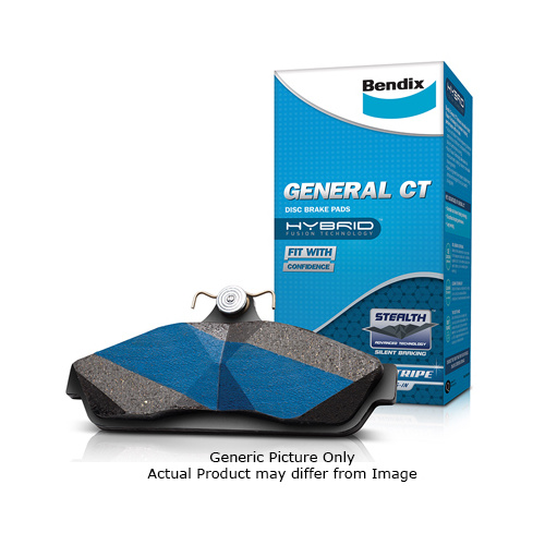 Bendix GCT Brake Pads DB241GCT