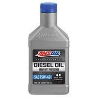 15W-40 Heavy-Duty Synthetic Diesel Oil QT