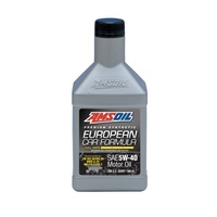 European Car Formula Full Saps 5W-40 Quart 0.946L