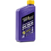 Royal Purple Fully Synthetic 5W-30 Engine Oil 5L