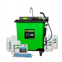 CRC SMARTWASHER SW-25 WITH START UP PACK SW-25-4 Durst DSW-25MSK Parts Washer