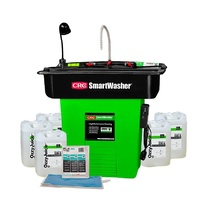 CRC SMARTWASHER SW-28 WITH START UP PACK SW-28-4 Dusrt DSW-28m Parts Washer
