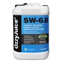 CRC Smartwasher Solutions Ozzy Juice SW-6.8 20L Parts Washer fluid