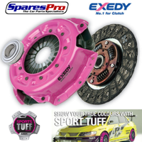 EXEDY HEAVY DUTY CLUTCH KIT SUITS TOYOTA HILUX LN132 LN106 LN107 LN167 DIESEL 3L 5L