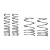Front & Rear Lowered Coil Springs (WSK-MIT002)