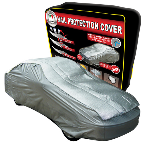 Autotecnica Hail Protection Car Cover [Size: Small Car up to 4m]