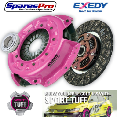 Exedy Heavy Duty Clutch Kit MBK-6203HD