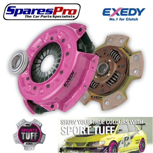 Exedy Heavy Duty Button Clutch Kit TYK-6900HDB