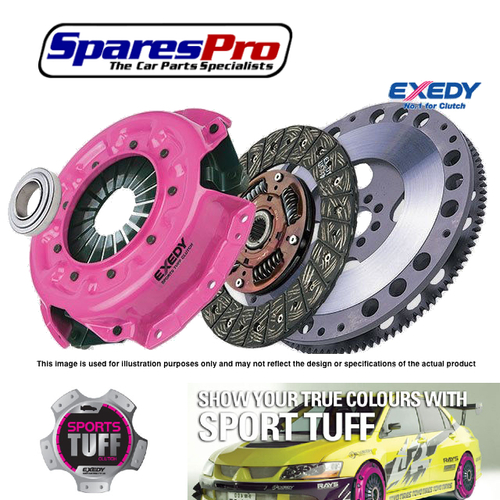 Exedy Heavy Duty Clutch Kit TYK-8006SMFHD